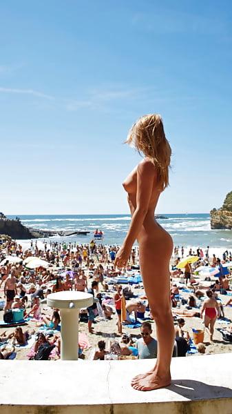 Nude babes public-1519