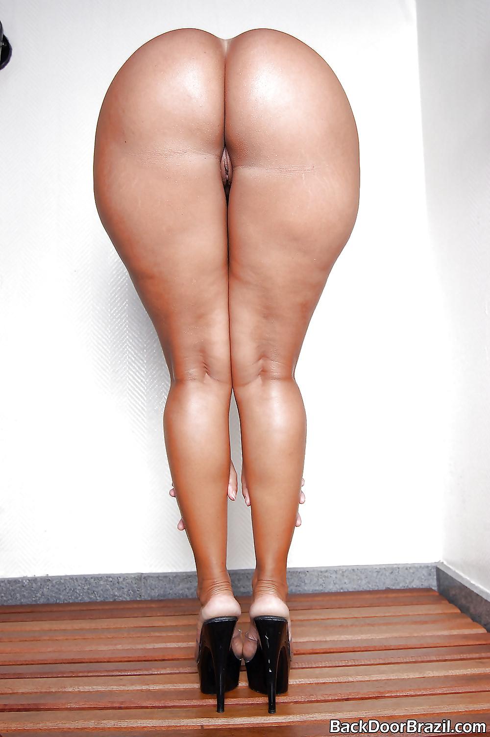 Bent Over Big Ass Black Woman