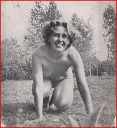 Naked people of vintage photos Vol. 27 - 30 Pics