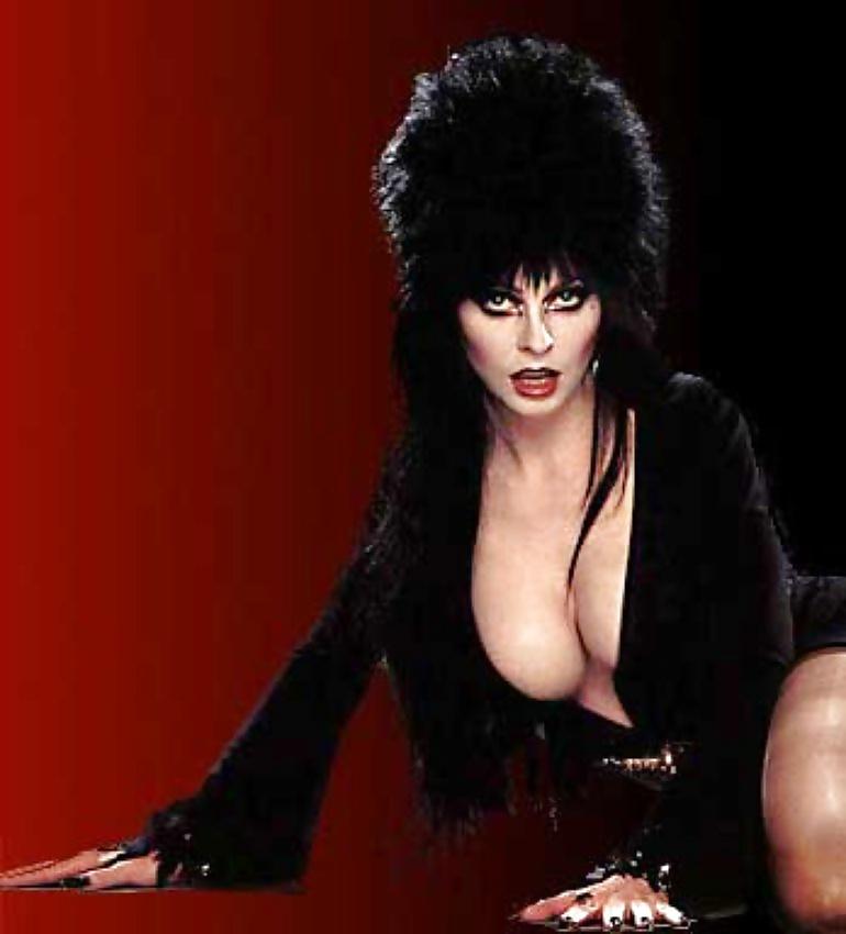 Elvira hot show all — 10