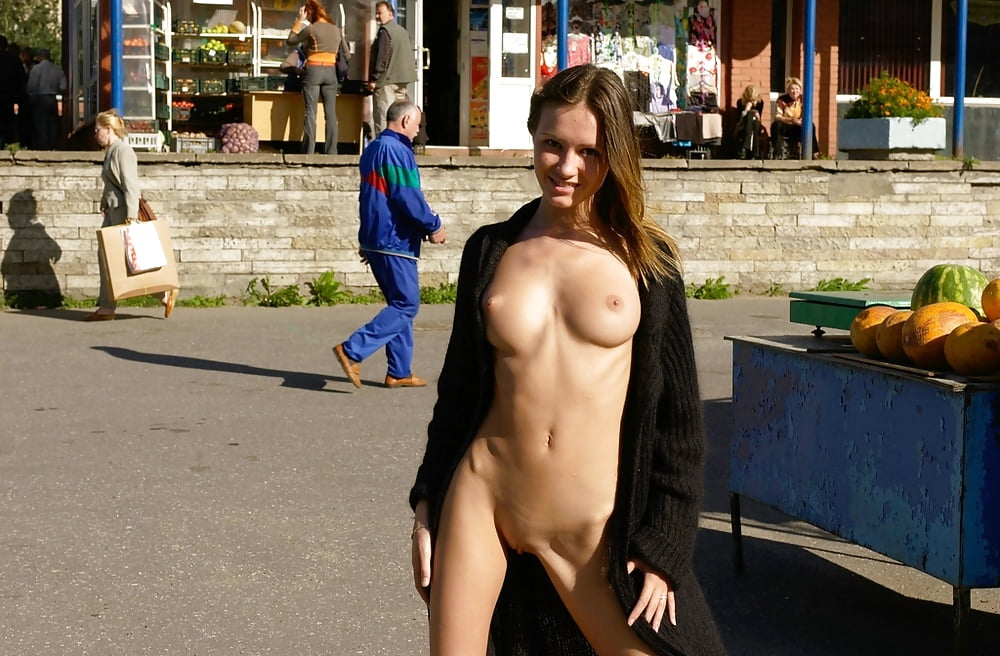 Beautiful nude girls in public, caster nude