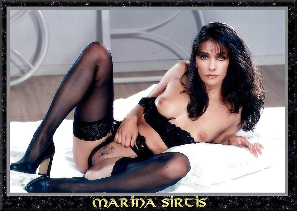 Marina sirtis nude xxx pic information
