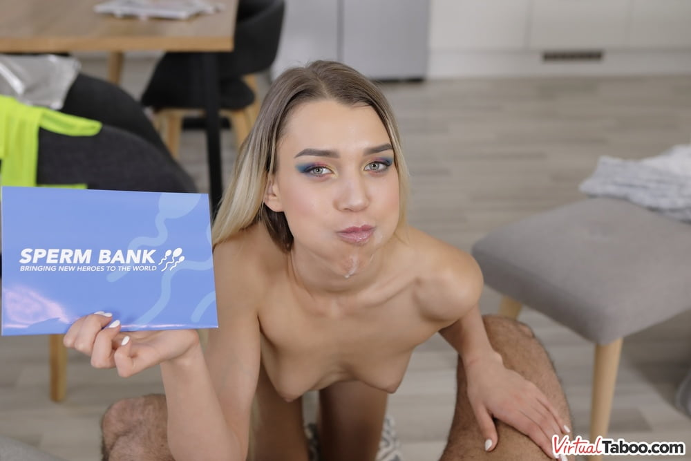 Elena wants to take your cum to sperm bank FREE FULL SET - 95 Pics