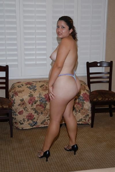 Chubby mexican bbw
