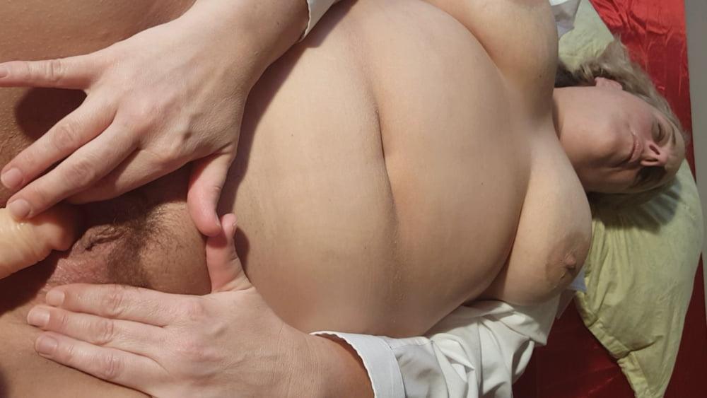 Naked chubby amateur-7655