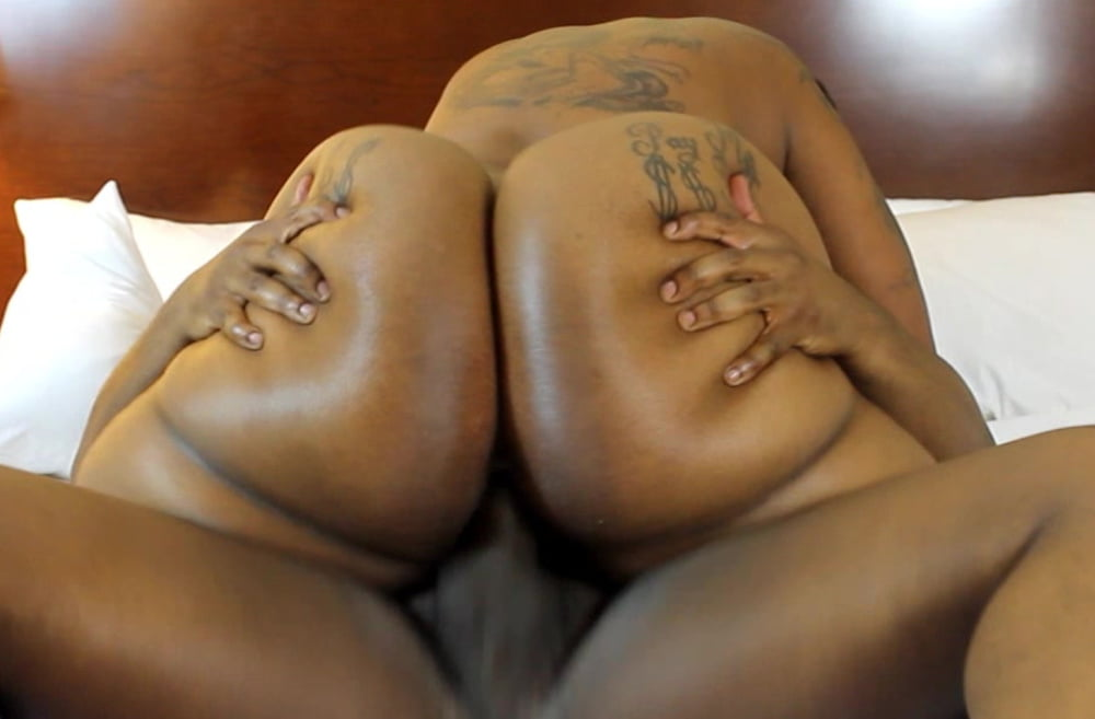 Ebony milf ms cleo takes cum in her mouth after a good fuck with bbc