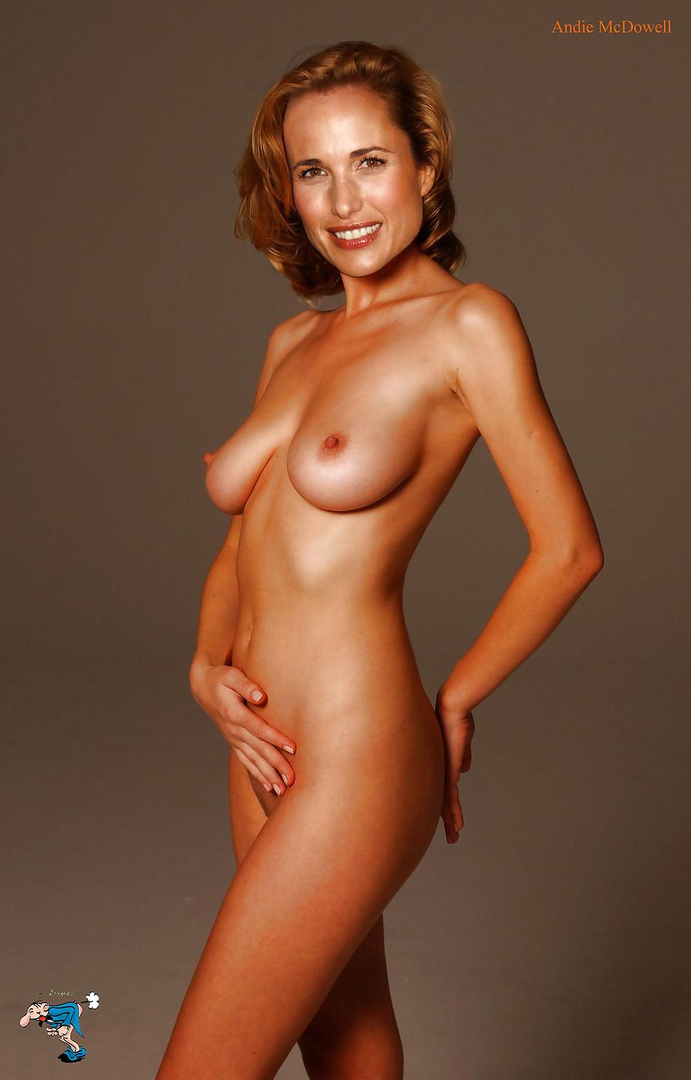 Andie Macdowell Free Nude Celeb Pics