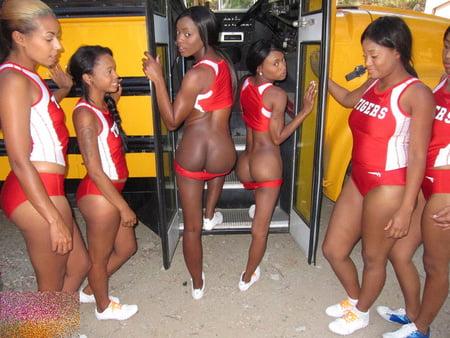 women cheerleaders Nude