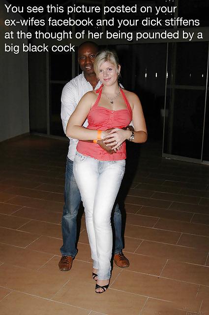 Interracial Cuckold Captions !! MODERN MARRIAGE !! - 103