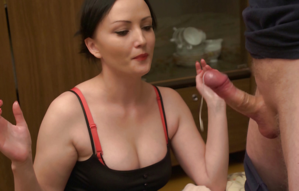 Sharon babe handjob