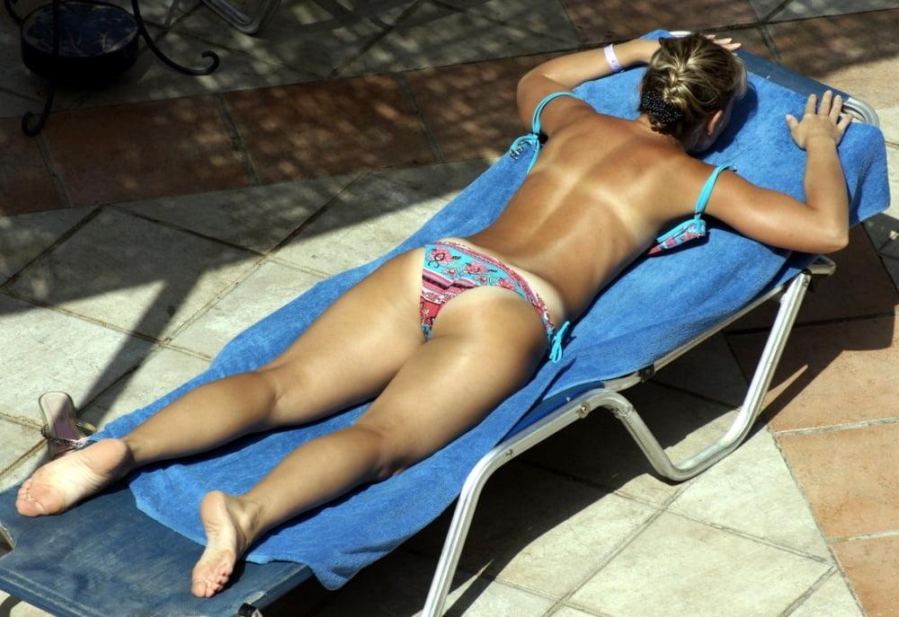 blonde amateur tits add photo