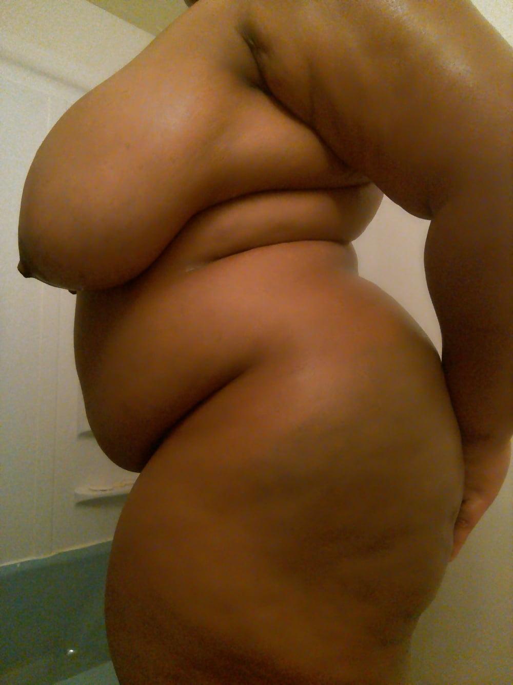 Bbw Ebony Soapy Shower Body - 4 Pics  Xhamster-6075