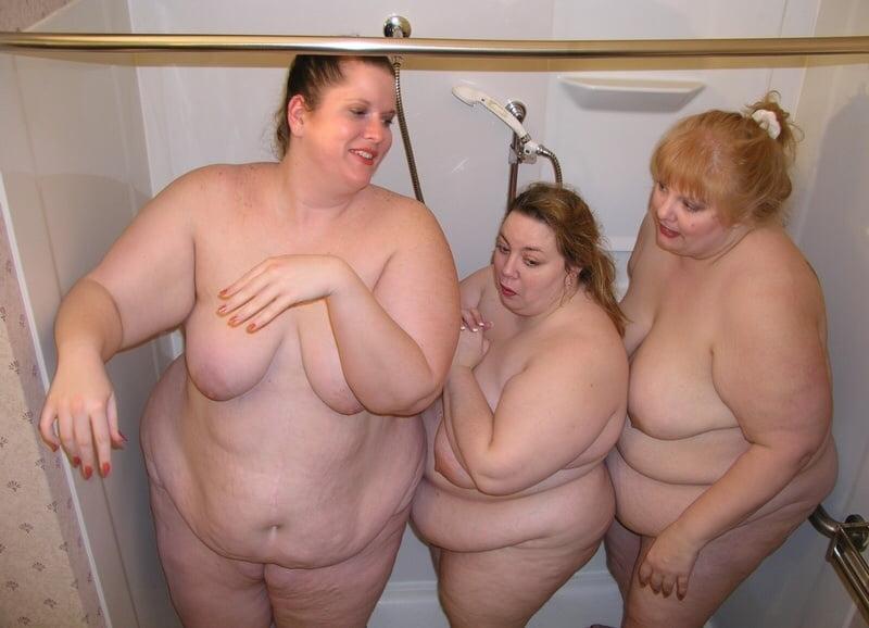 Amateur chunky fat girls