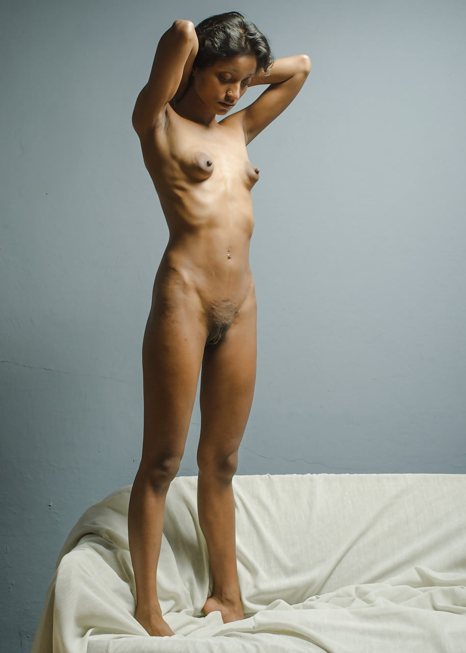 Skinny Indian Woman - 5 Pics  Xhamster-2501
