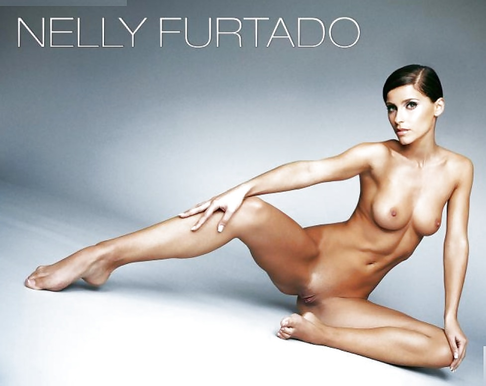 Nelly Nudes It Up
