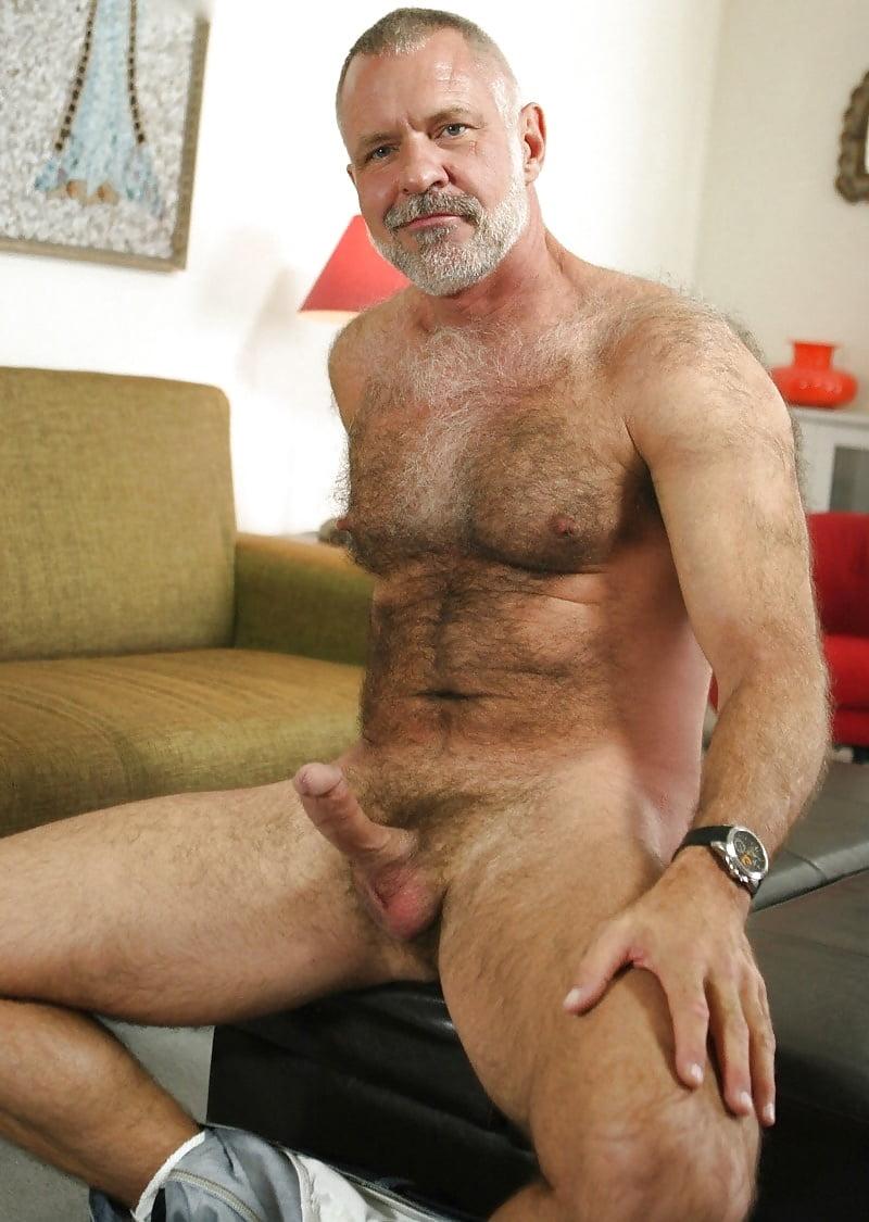 Older Straight Men Naked Outdoors
