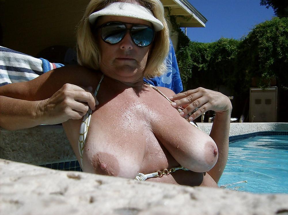 Big boob mature milf