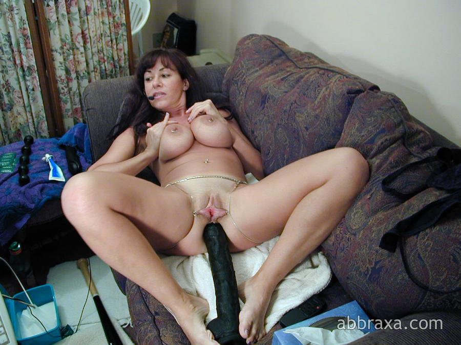 Milf abbraxa fisting her husband while jerking his cock