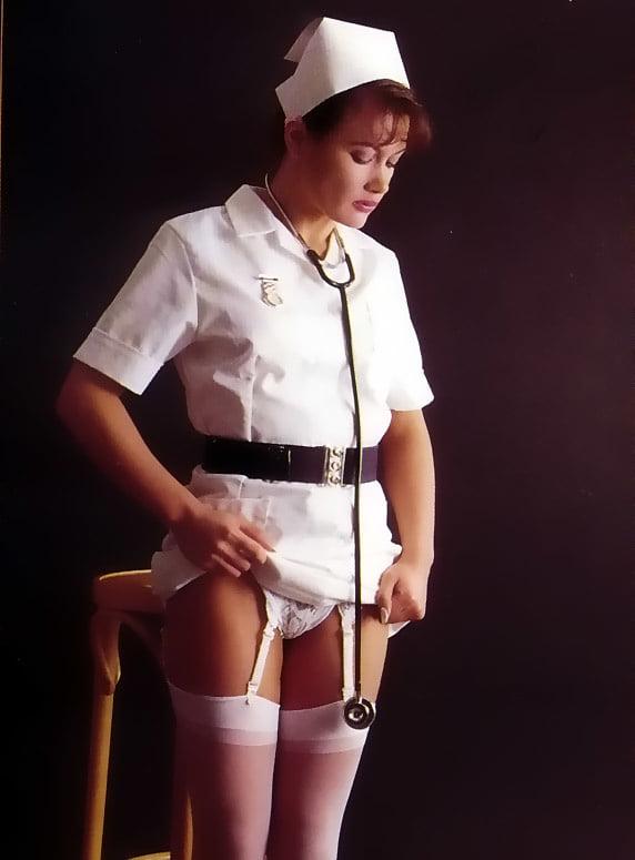 Vintage nurse porn pics