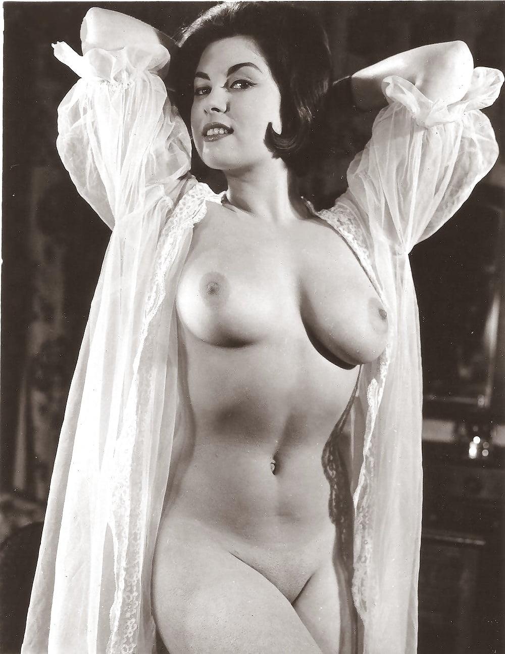Vintage June Palmer Nude