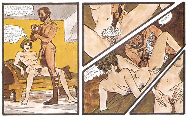 Порно с рабыней в древнем риме 7