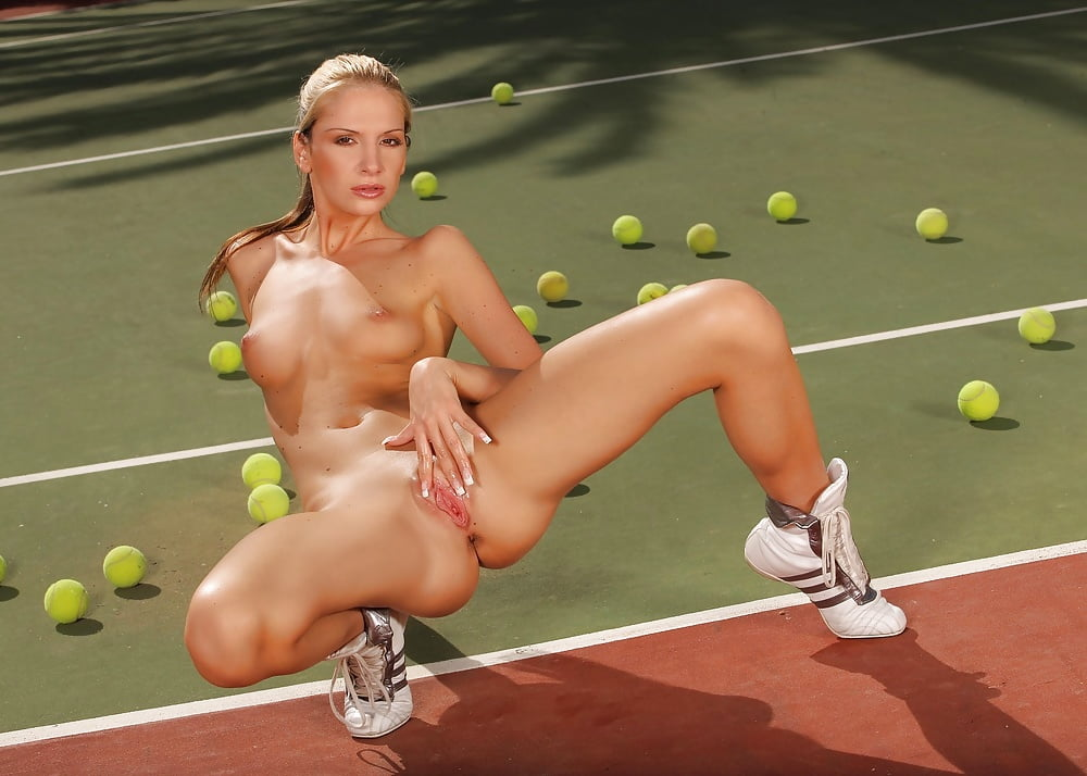 Sexy tennis players porn fakes