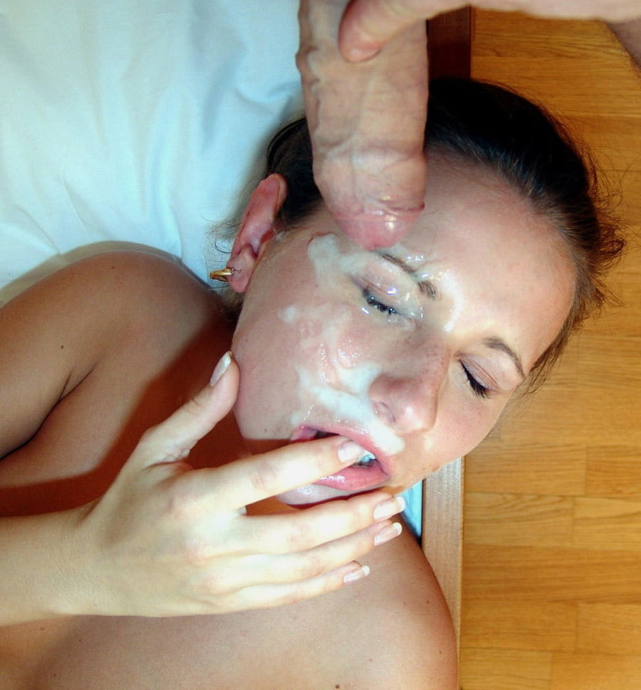 rough-daddy-cums-in-her-face