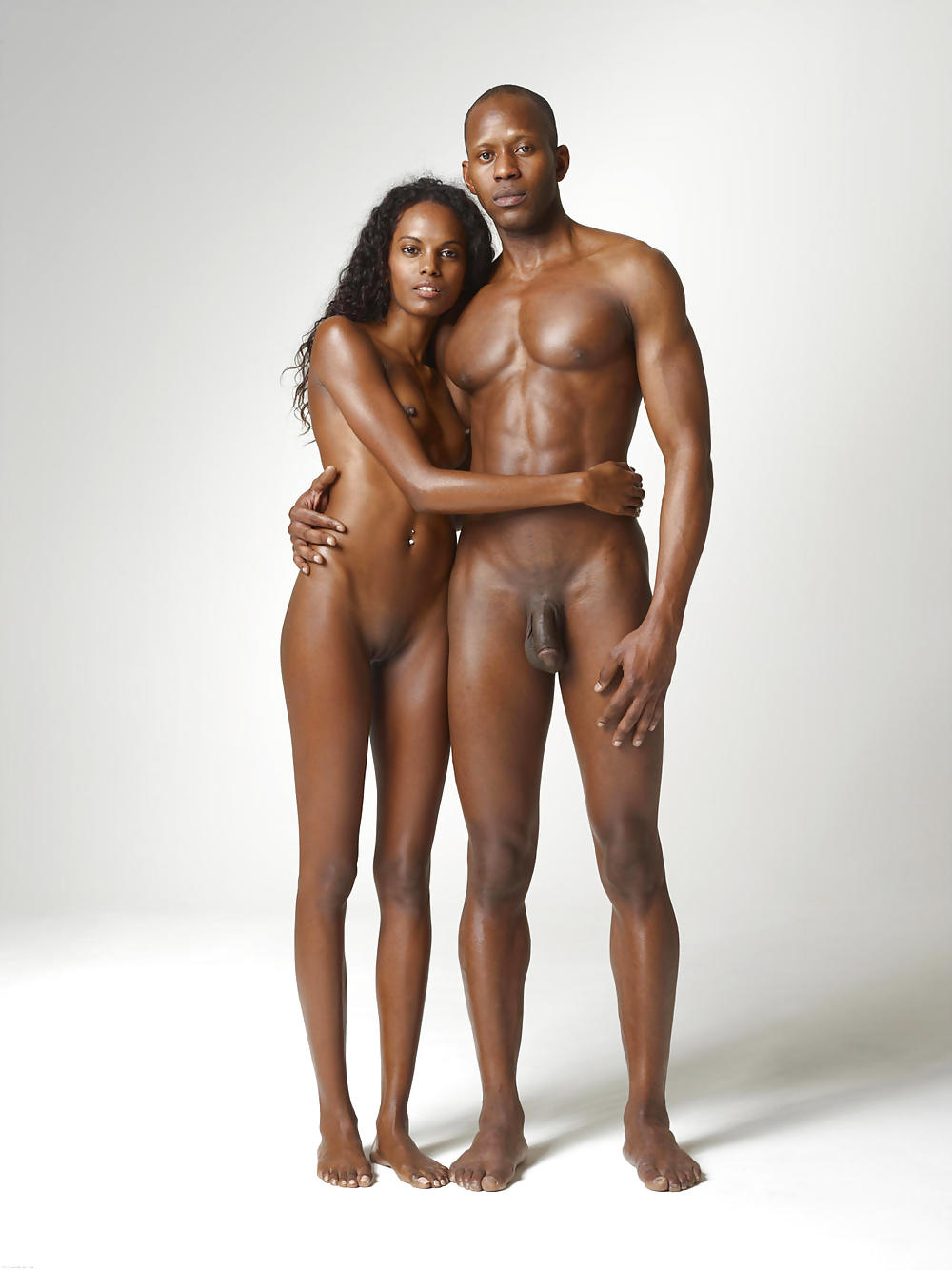Free Black Men Posing Nude
