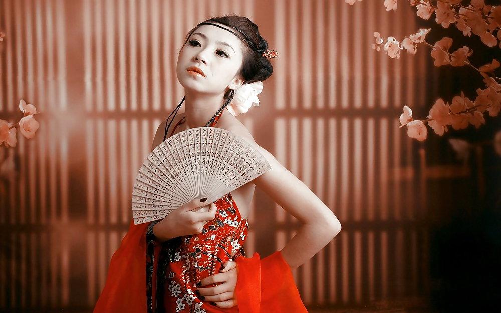 Beautiful chinese women porn-1087