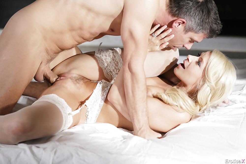 выразительные очень фото чувственного секса молодоженов муж