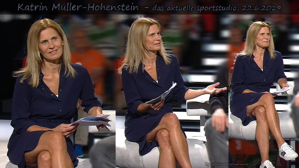 Katrin müller hohenstein nude