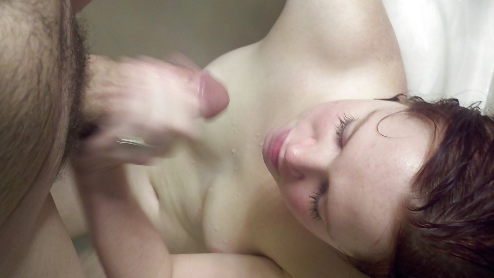 Redhead loves her husband porn pictures