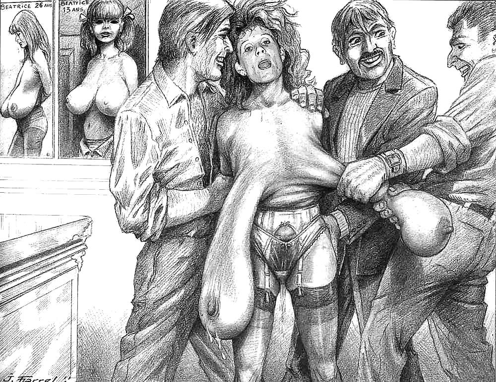 нисколечко сексуальные извращения читать впивалась