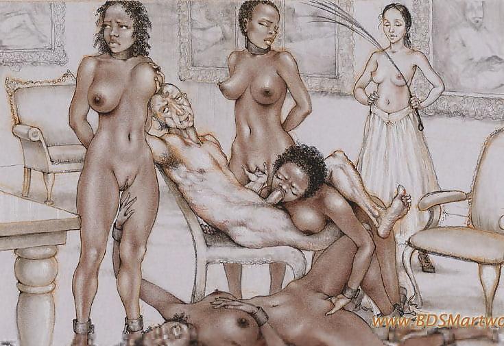 Black Slaves Naked