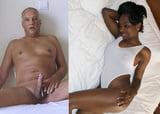 African Interracial Porn Casting