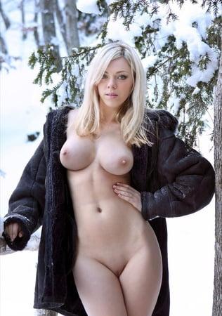 Nude Snow Bunnies
