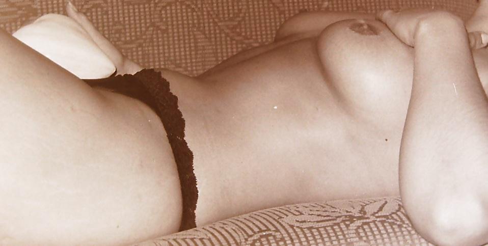 Nacktbilder ehefrau Ehefrau auf