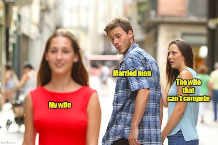 My wife must start... - 25 Pics