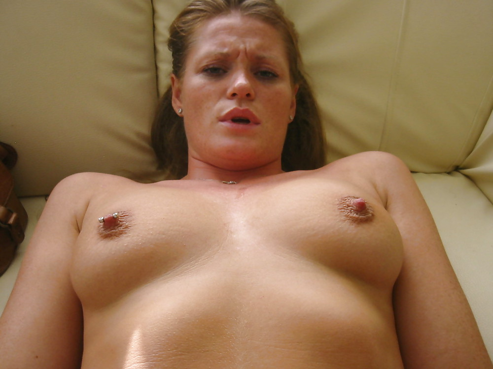 Military bombshell milf shows off her big hard nipples