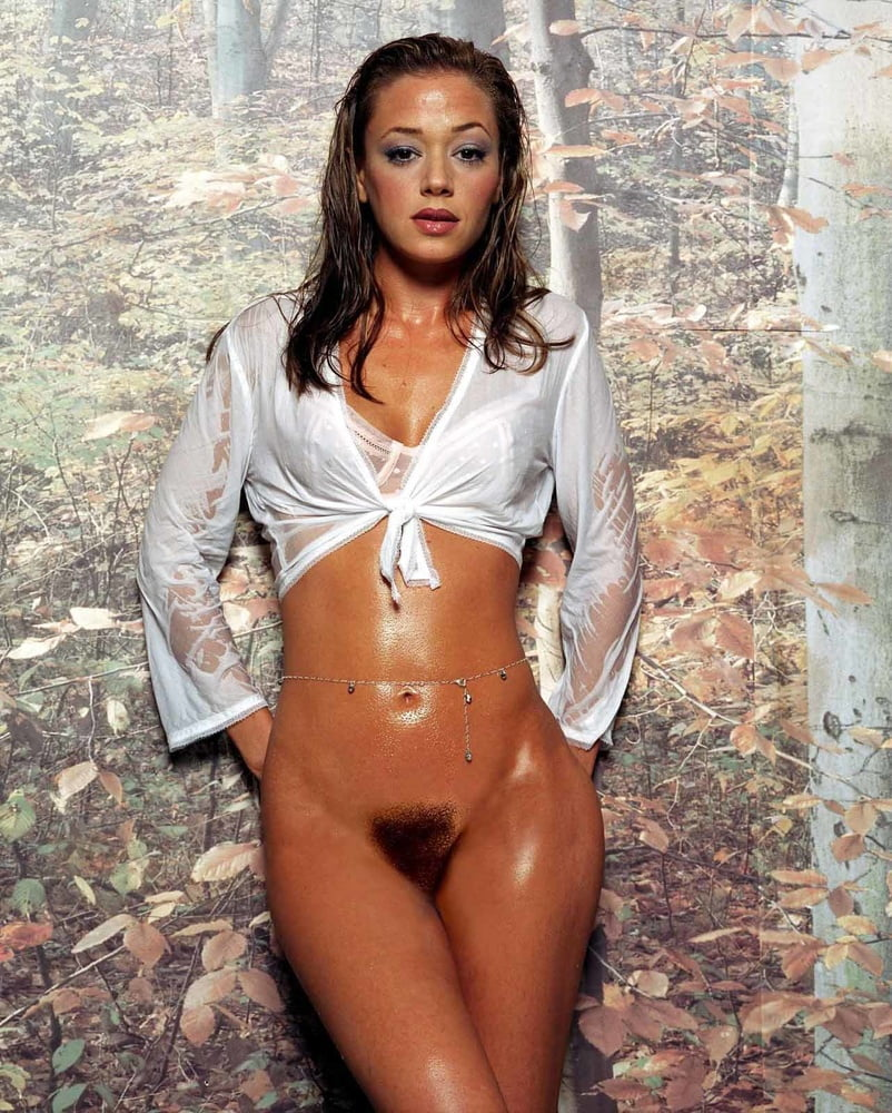 Very naked leah remini