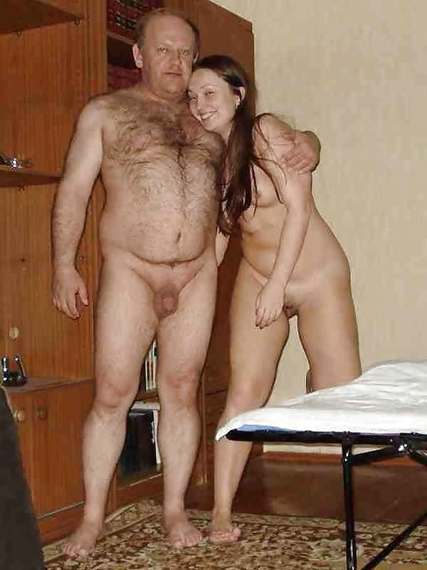 Old man gay sex young nude fake dad family cabin retreat