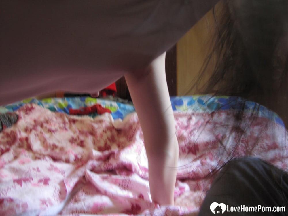 Ex-girlfriend showing off her amazing divine body - 126 Pics