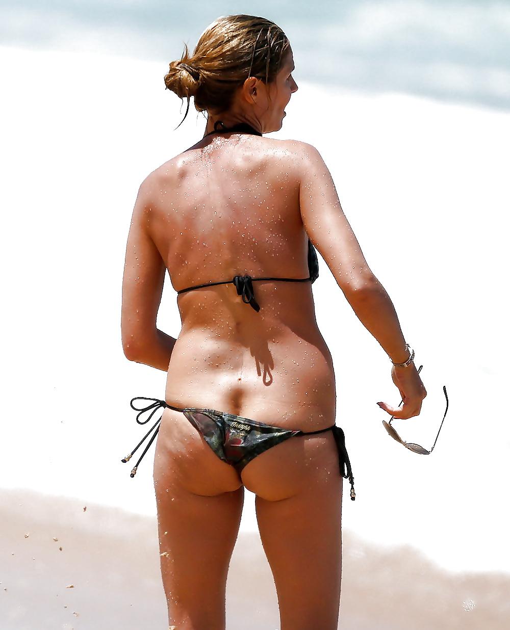 Heidi klum topless shoot