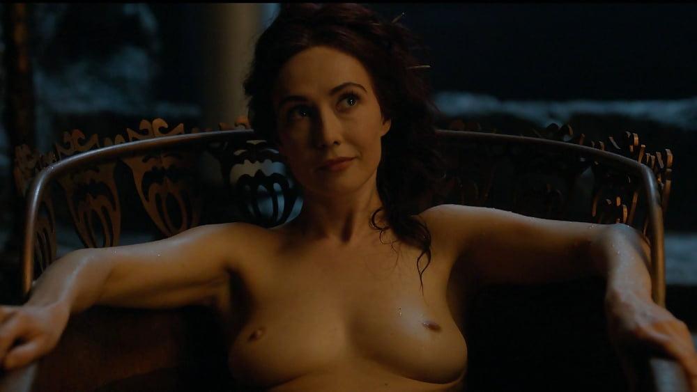 Naked actress scene