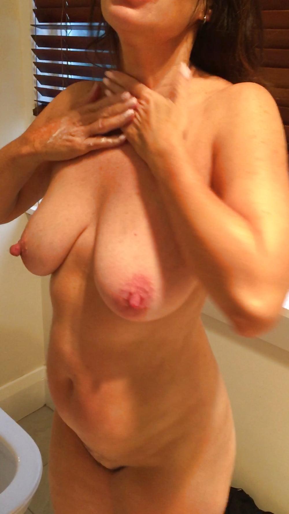 her xxxtra long nipples