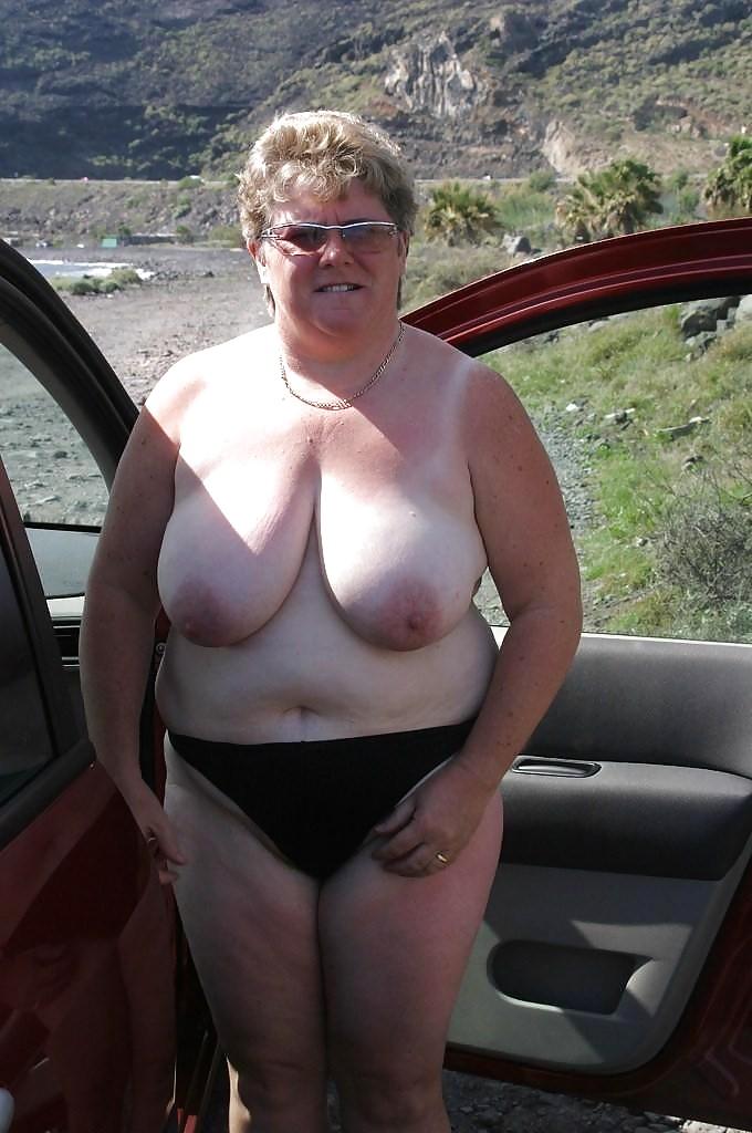 Club housewife panties amateur