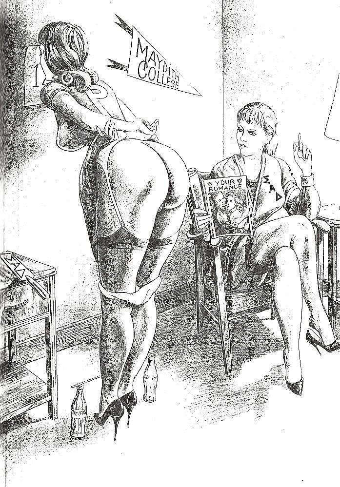 Discipline erotic fiction free spanking — pic 8
