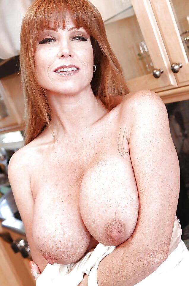 Big Tits Redhead Milf Lauren Phillips Loves Sucking Cock