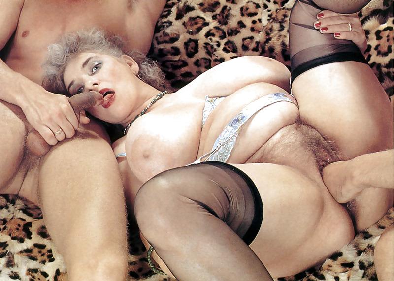 Секс зрелые француженки