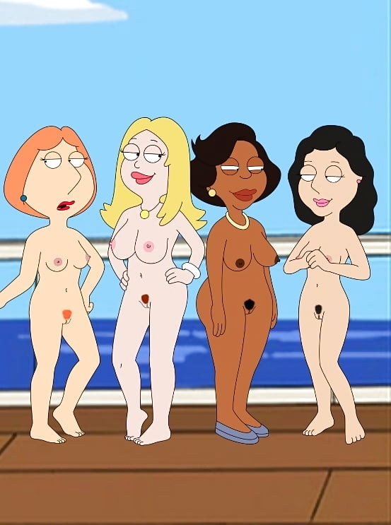 Sexy naked family guy girls domination porn pics